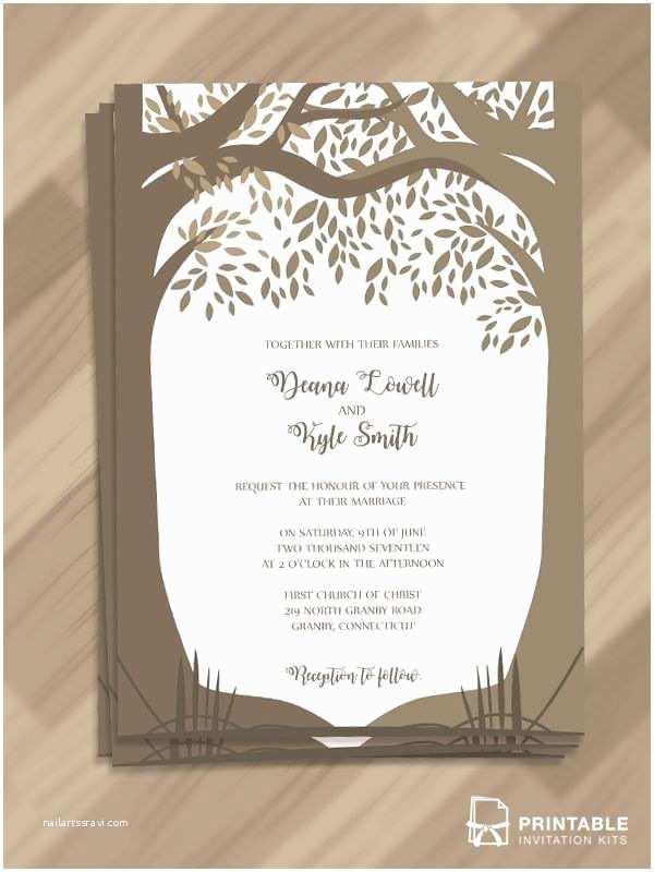Wedding Invitation Pdf 219 Best Wedding Invitation Templates Free Images On