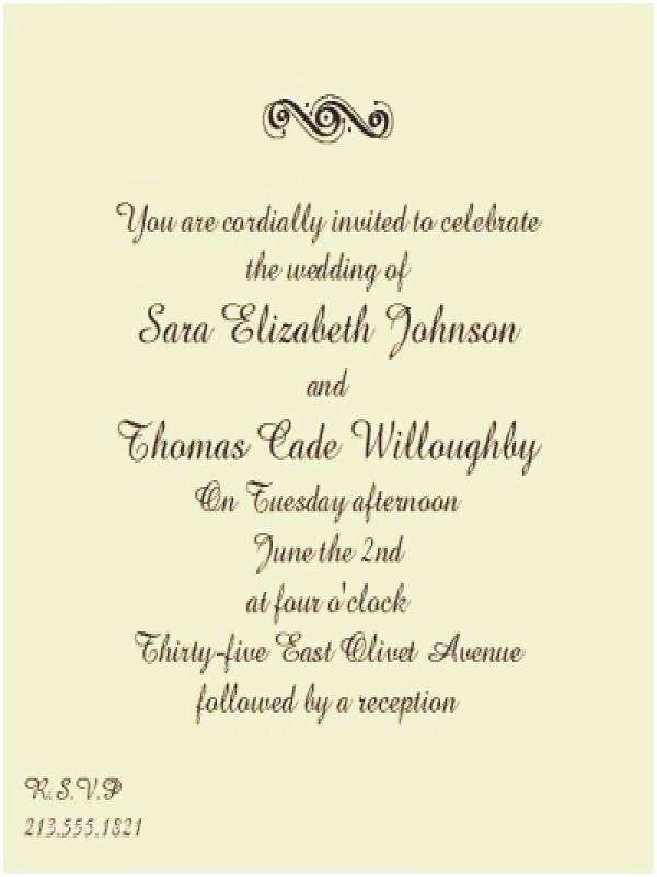 Wedding Invitation Phrases for Friends Indian Wedding Invitation Wording for Friends Card
