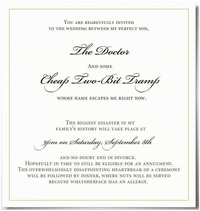 Wedding Invitation Phrases Wedding Invitation Wording