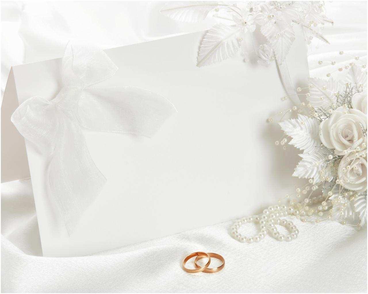Wedding Invitation Pictures Background Elegant Wedding Wallpaper Wallpapersafari