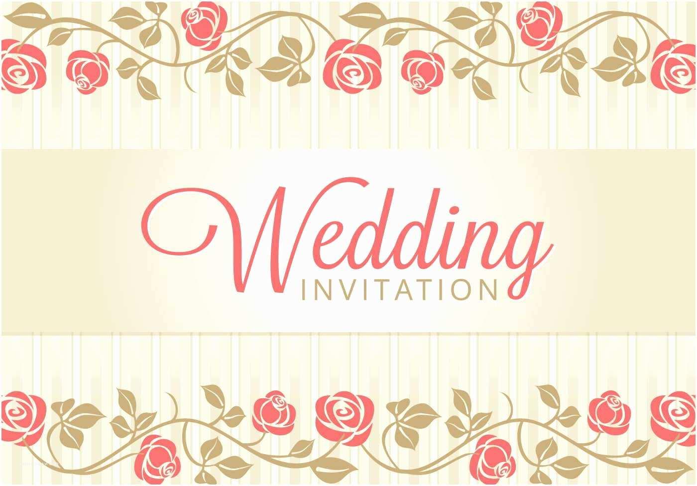 Wedding Invitation Pictures Background Vintage Wedding