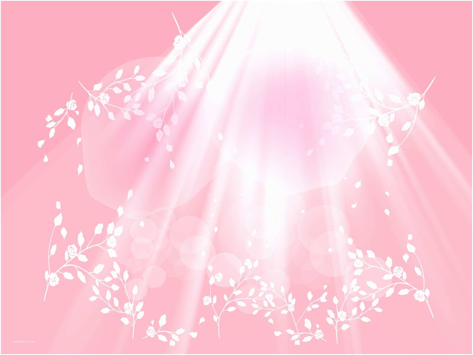 Wedding Invitation Pictures Background Wedding Invitation Powerpoint Templates Beauty &