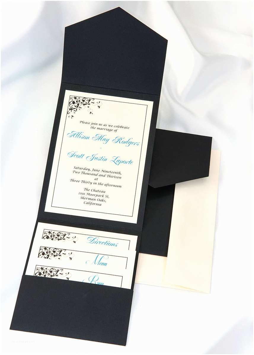 Wedding Invitation Pieces Do It Yourself Wedding Invitations the Ultimate Guide