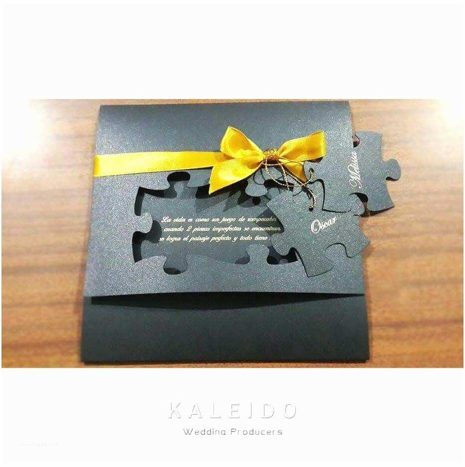 Wedding Invitation Pieces Puzzle Invitation Huwelijk Pinterest
