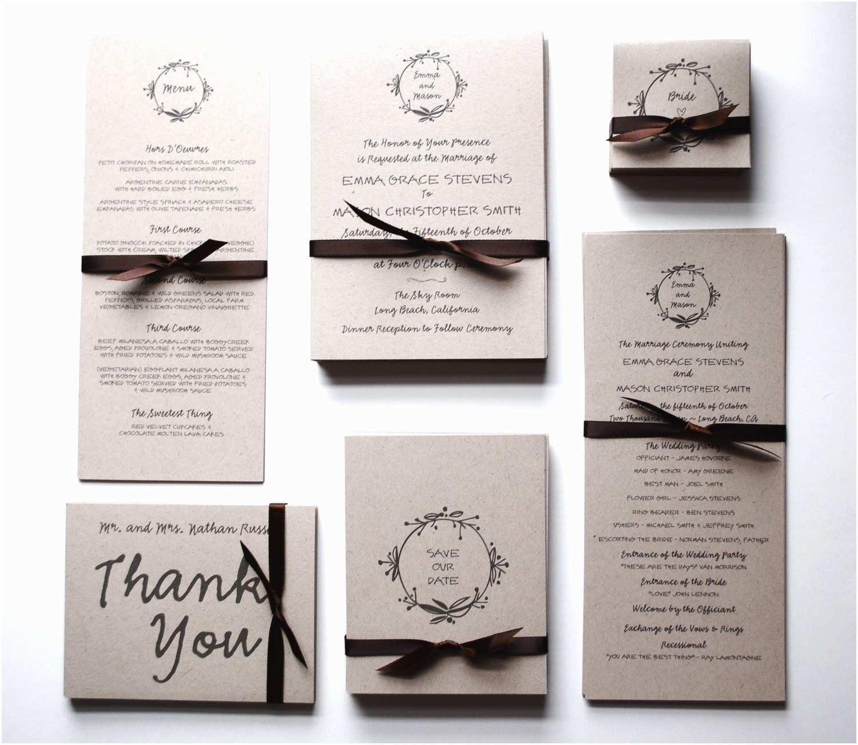 Wedding Invitation Pieces Wedding Invitation Templates Wedding Invitations Sets