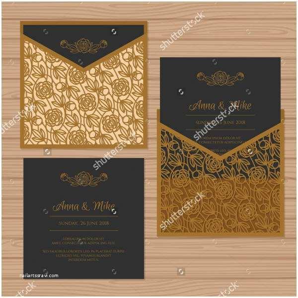 Wedding Invitation Pocket Envelopes Diy Pocket Wedding Invitations Templates