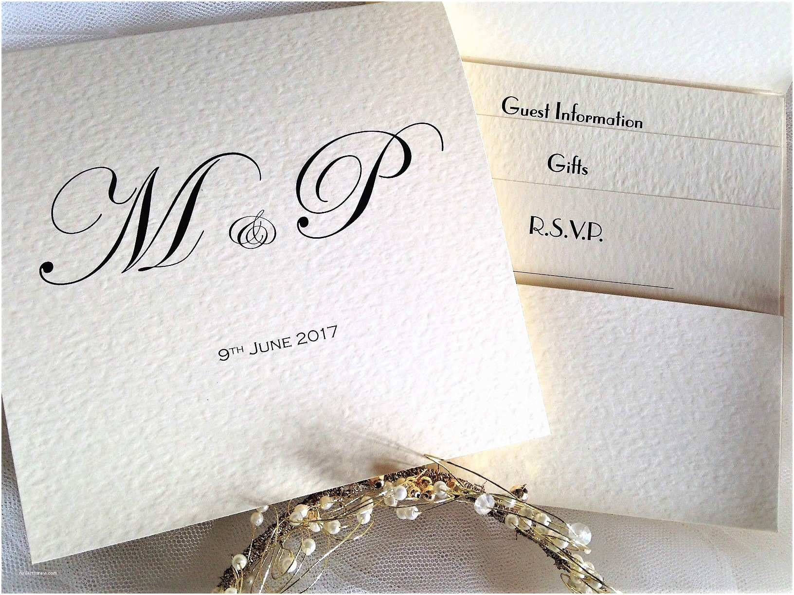 Wedding Invitation Pocket Envelopes Pocketfold Wedding Invitations