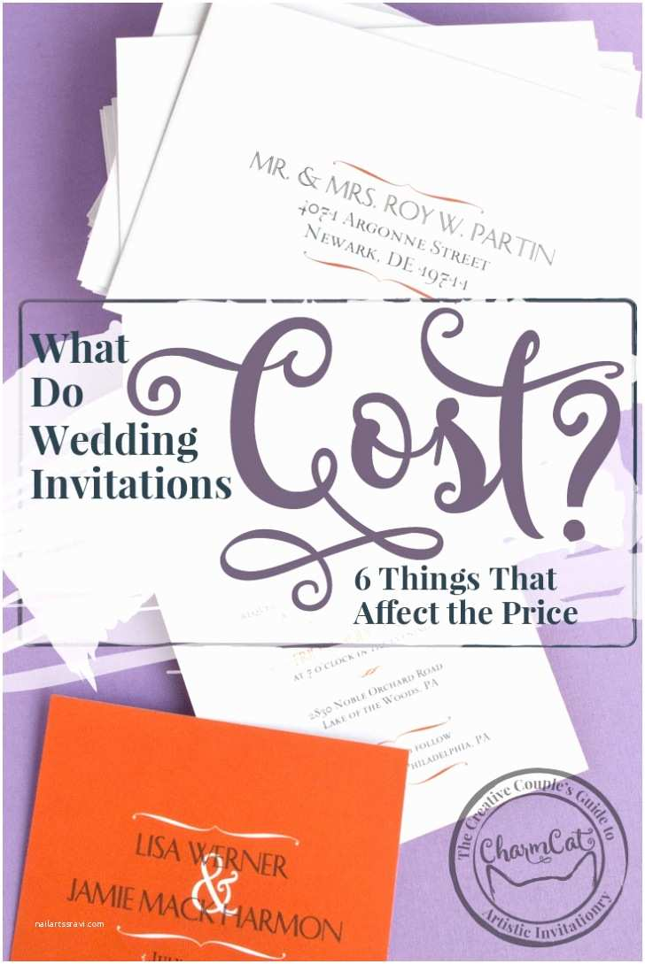 Wedding Invitation Prices Wedding Invitation Average Cost Various Invitation Card
