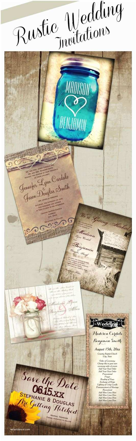 Wedding Invitation Pricing Guide Rustic Wedding Invitations for A Country Style Wedding