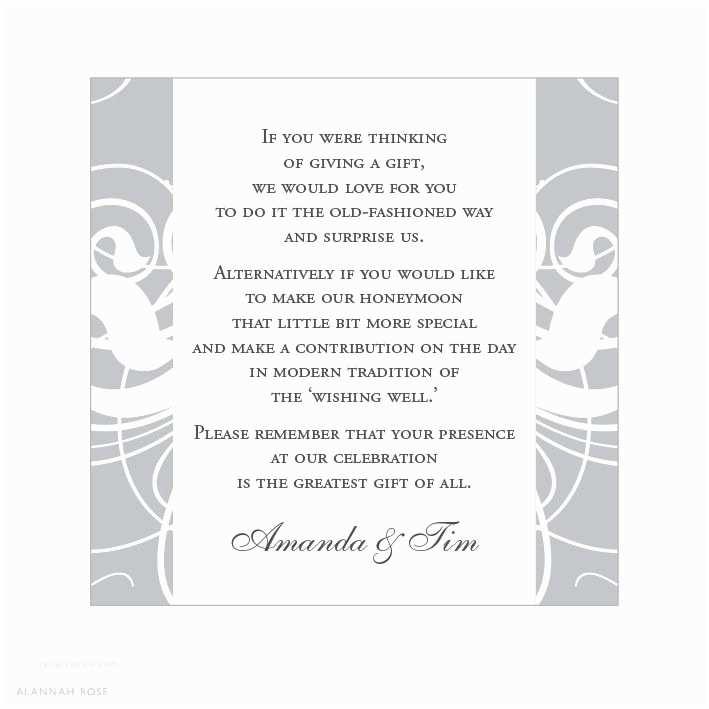Wedding Invitation Registry Wording 1000 Ideas About Gift Registry On Pinterest