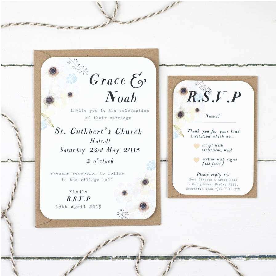 Wedding Invitation Response Wedding Rsvp Wording for Ceremony and Reception Rsvp
