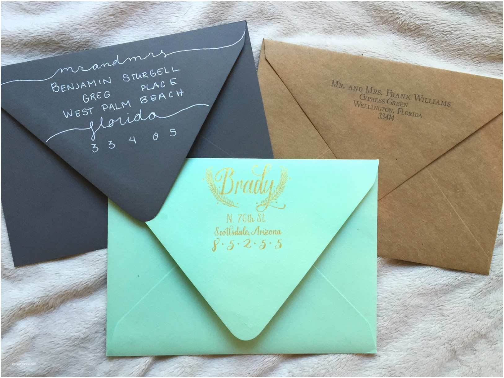 Wedding Invitation Return Address Etiquette Etiquette Rules Addressing Envelopes