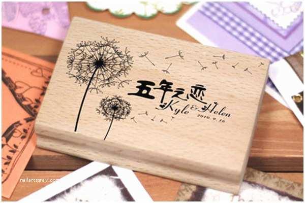 Wedding Invitation Rubber Stamps Wedding Rubber Stamp for Wedding Invitation Card [love