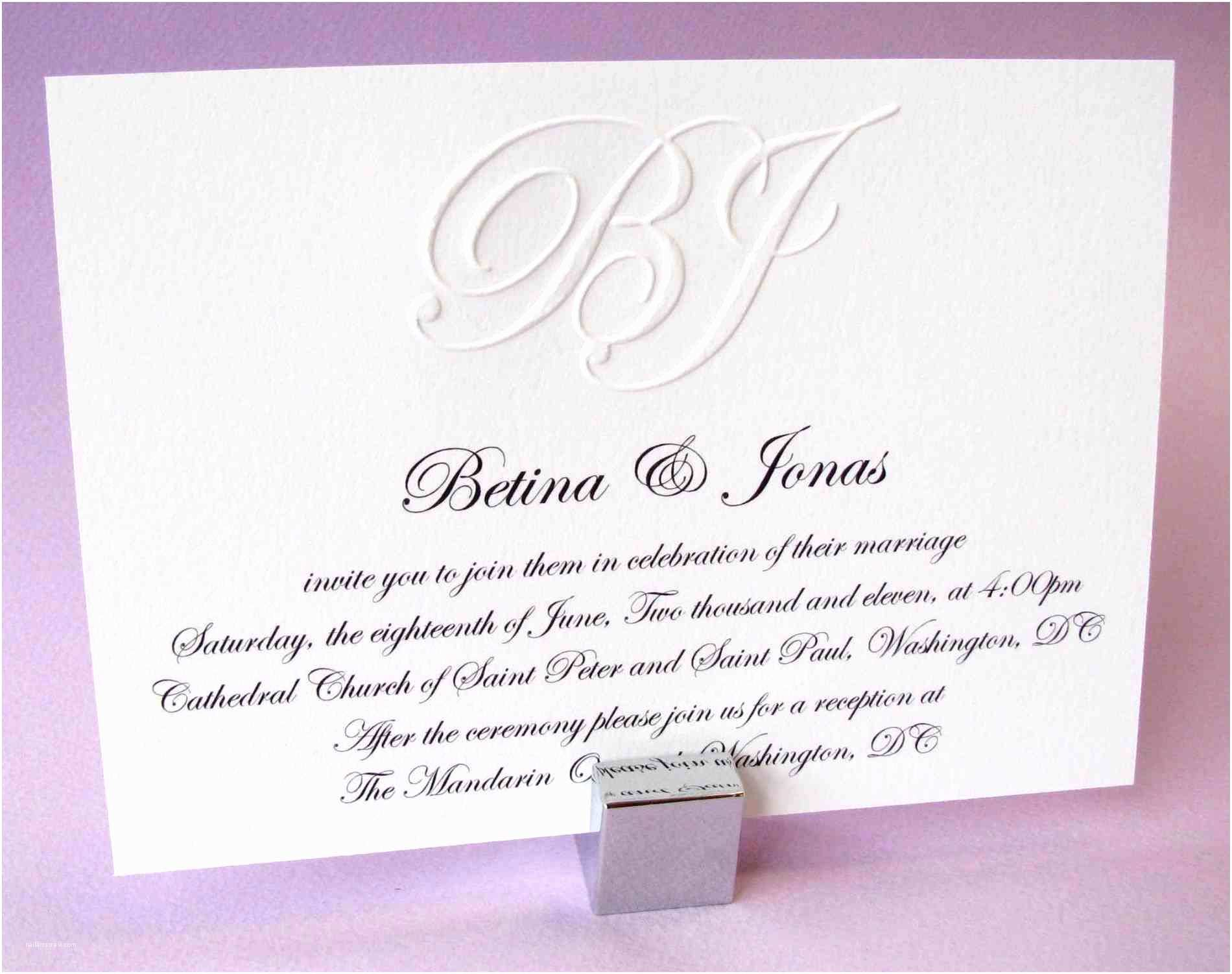 Wedding Invitation Sample Wording Elegant Wedding Invitation Samples Siudy