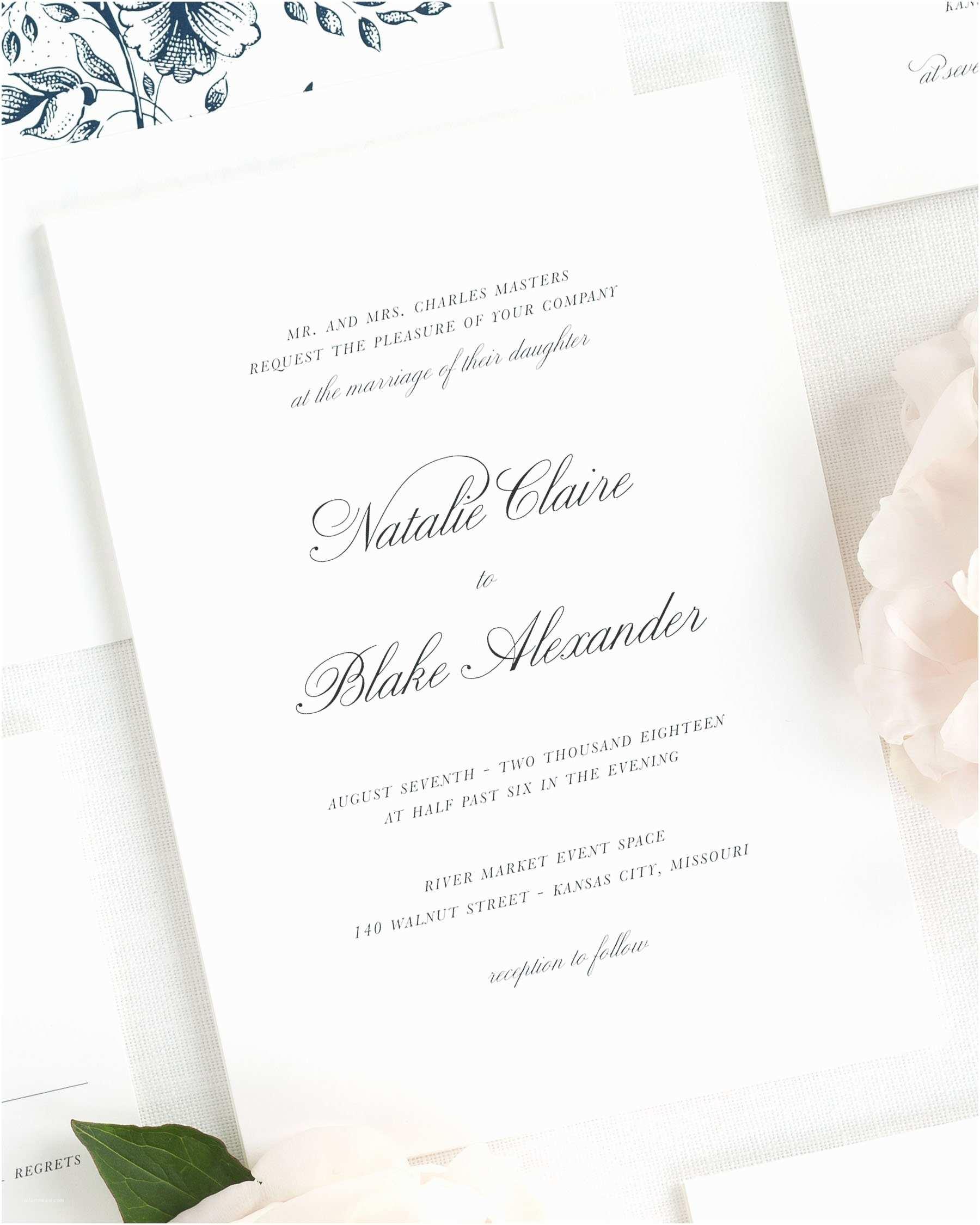 Wedding Invitation Script 2016 Wedding Invitations by Shine Wedding Invitations