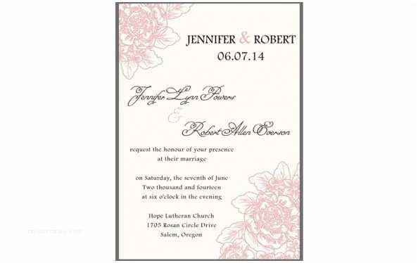 Wedding Invitation Service Wedding Invitation Bppwpf