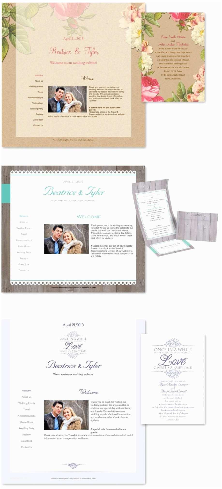 create online wedding invitation website free wedding invitation