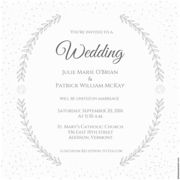 Wedding Invitation Slideshows Free 74 Wedding Invitation Templates Psd Ai