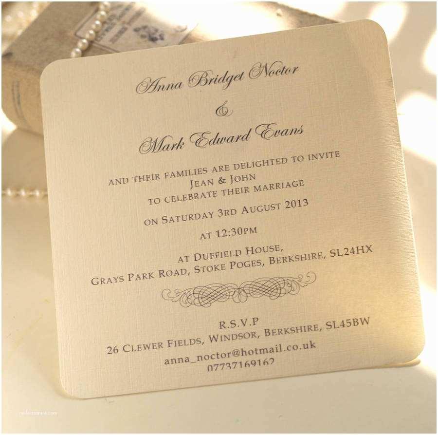 Wedding Invitation Sms Personal Wedding Invitation