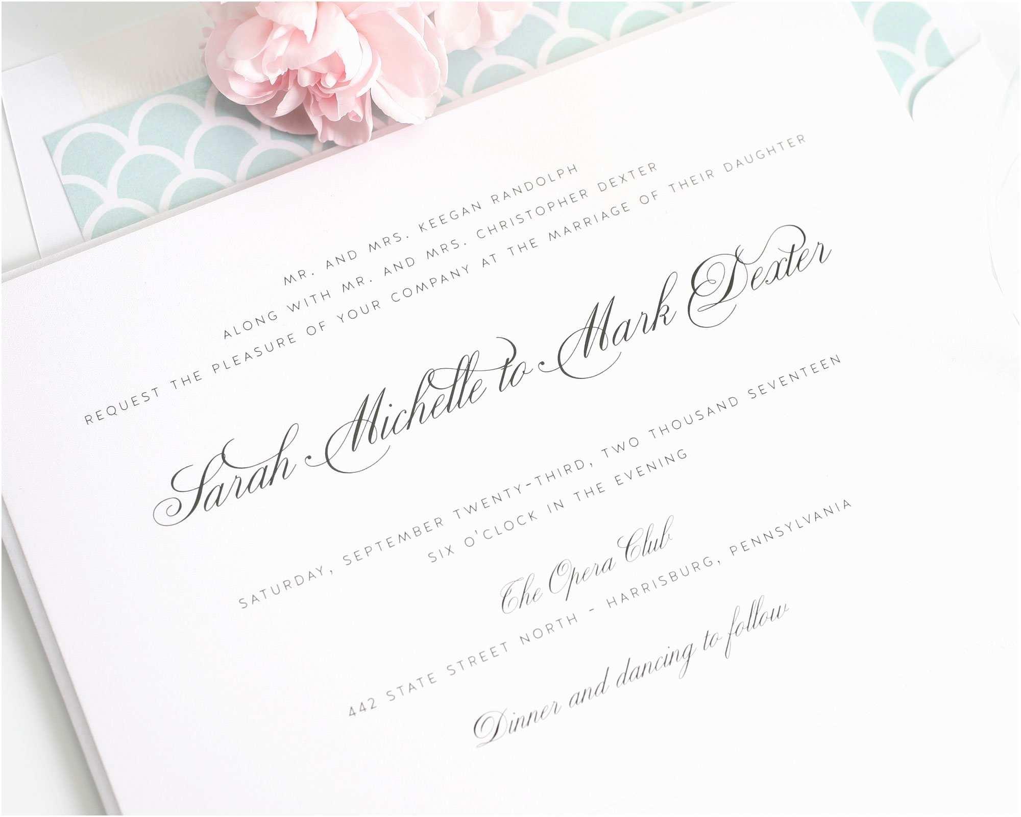 Wedding Invitation Stationery Wedding Invitation Tips – Page 2 – Wedding Invitations