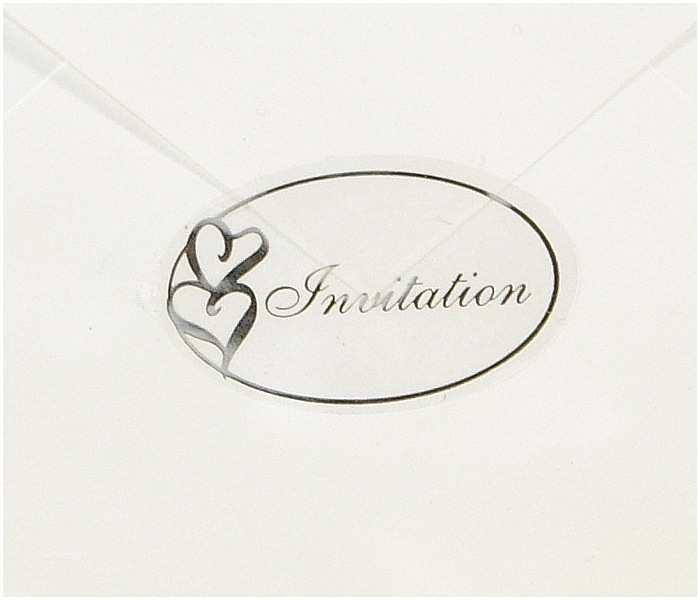 Wedding Invitation Stickers Wedding Invitation Stickers Cobypic
