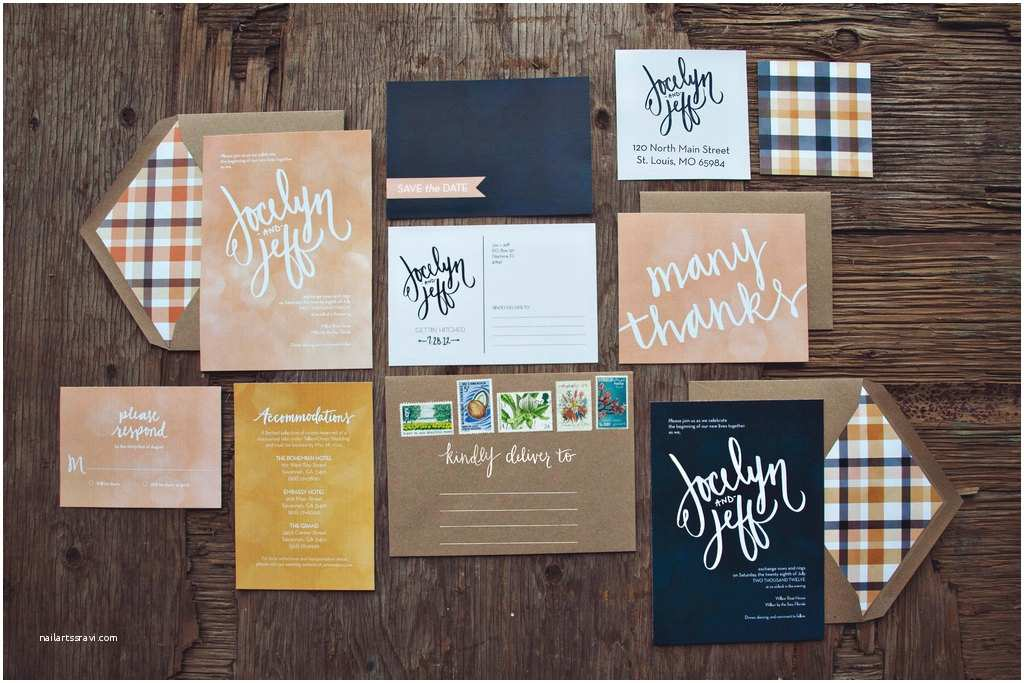 Wedding Invitation Suite A Checklist Of What Your Invitation Suite Should Have