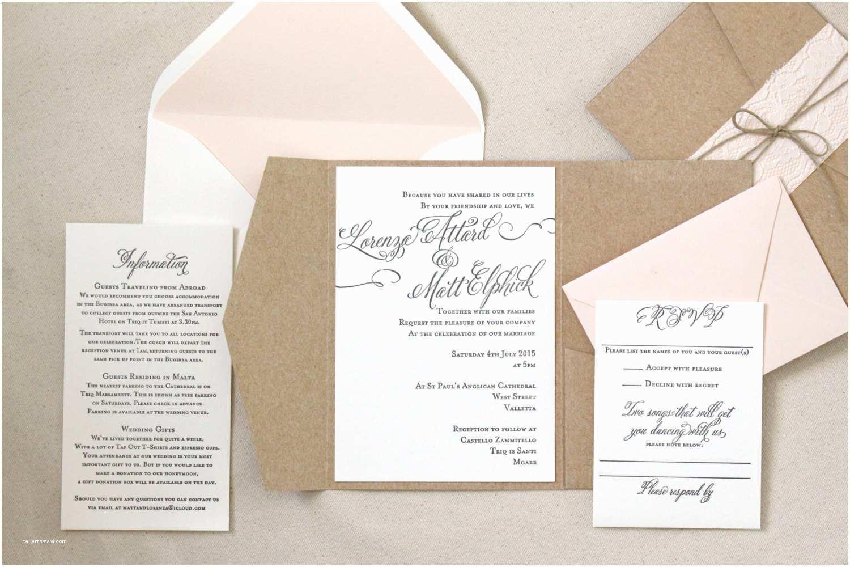 Wedding Invitation Suite Stunning Wedding Invitation Suites