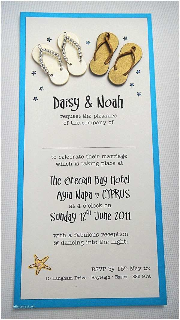 Wedding Invitation Templates Beach theme Beach Wedding Invitations Templates