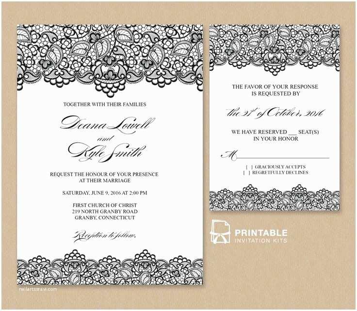 Wedding Invitation Templates Online 219 Best