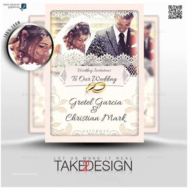 Wedding Invitation Templates Photoshop 37 Awesome Psd & Indesign Wedding Invitation Template