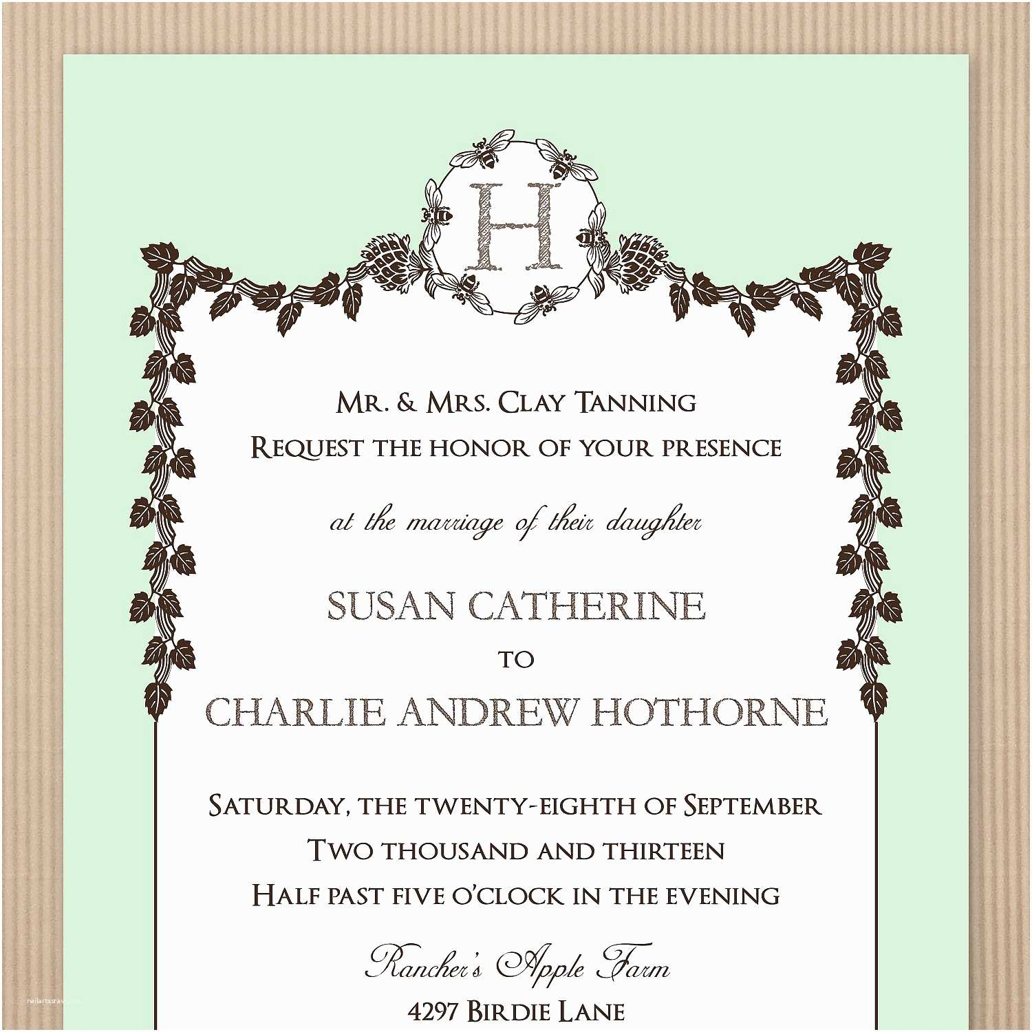 Wedding Invitation Templates Wedding Invite Template Wedding Invitation Templates