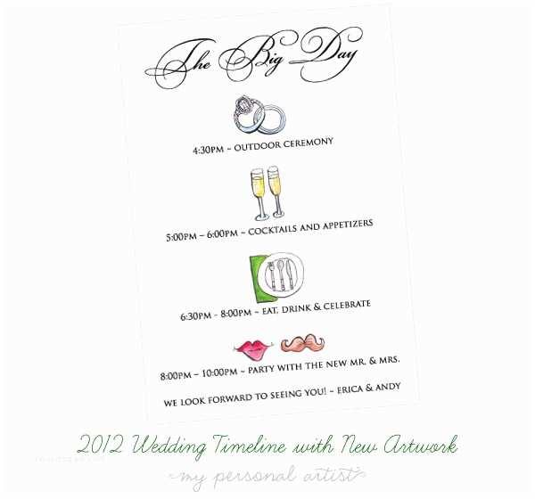 Wedding Invitation Timeline the original Wedding Save the Date Timeline Custom Save