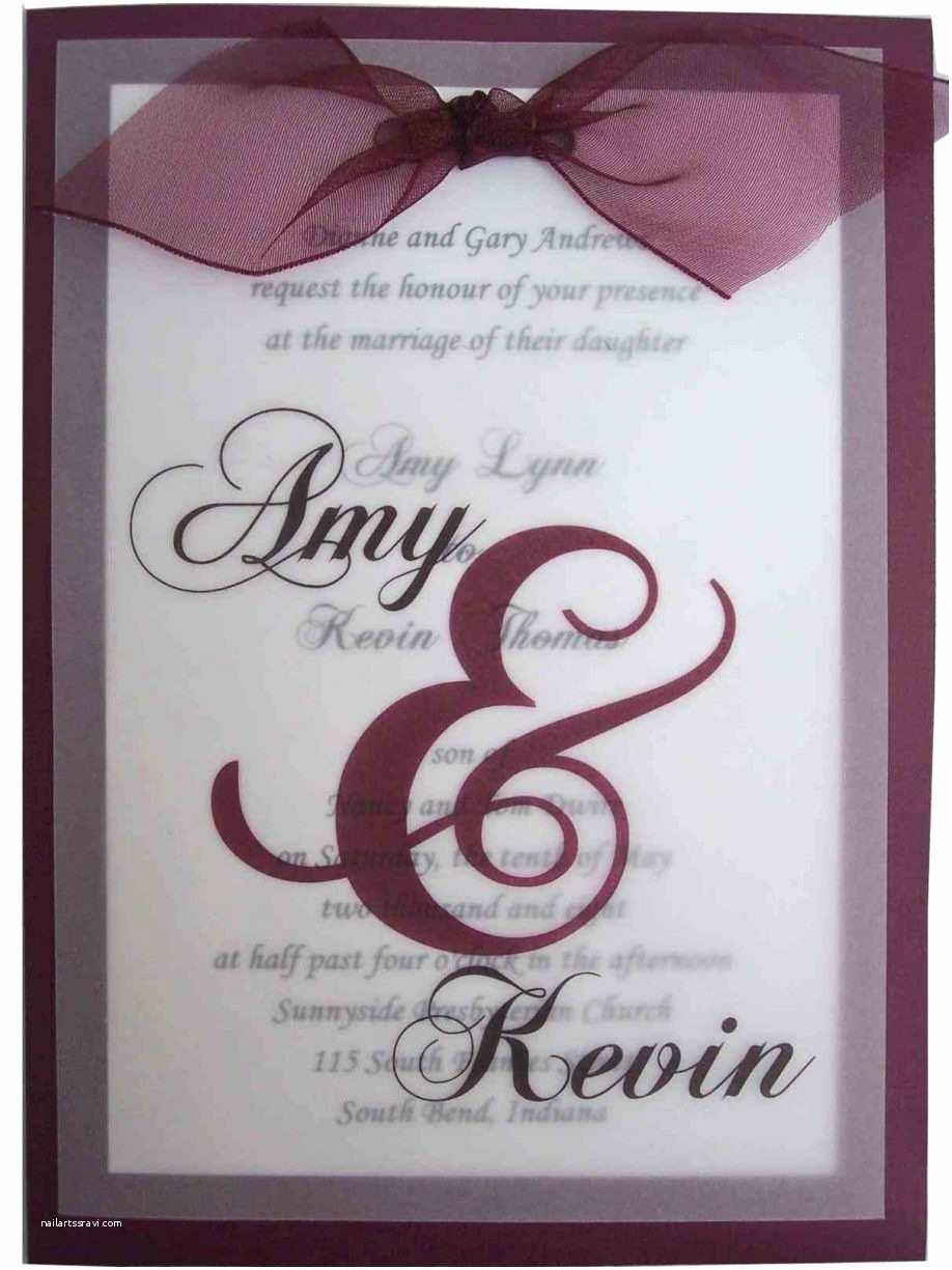 Wedding Invitation Tissue Paper Exelent Vellum Wedding Invitation Kits Picture Collection
