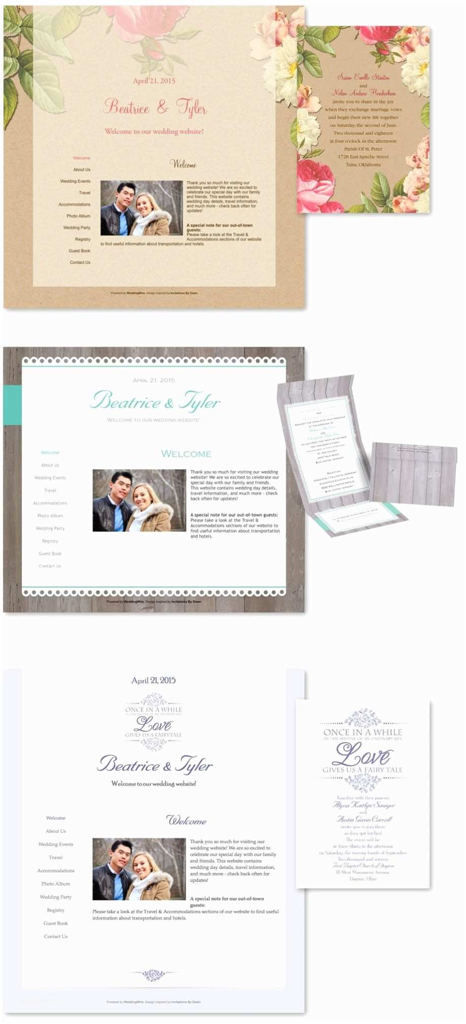 Wedding Invitation Website Create Line Wedding Invitation Website Free Wedding