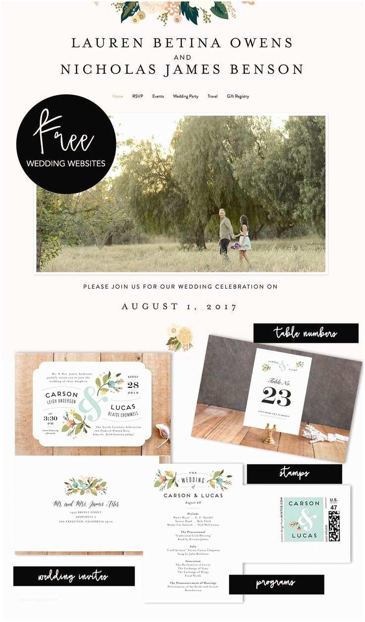 Wedding Invitation Website Invitation Making Websites for Free Invitation