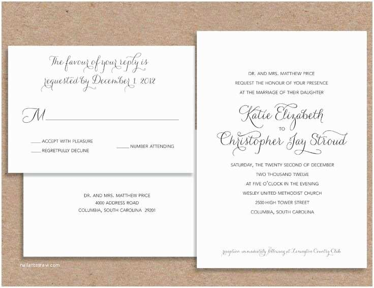 Wedding Invitation Wording Couple Hosting 1000 Ideas About Casual Wedding Invitations On Pinterest