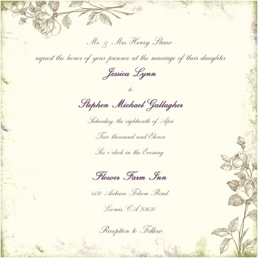 Wedding Invitation Wording Couple Hosting Ecard Wedding Invitation Wording – Mini Bridal