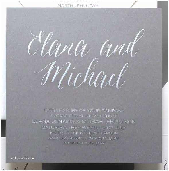Wedding Invitation Wording Couple Hosting Say It with Style Wording Wedding Invitations