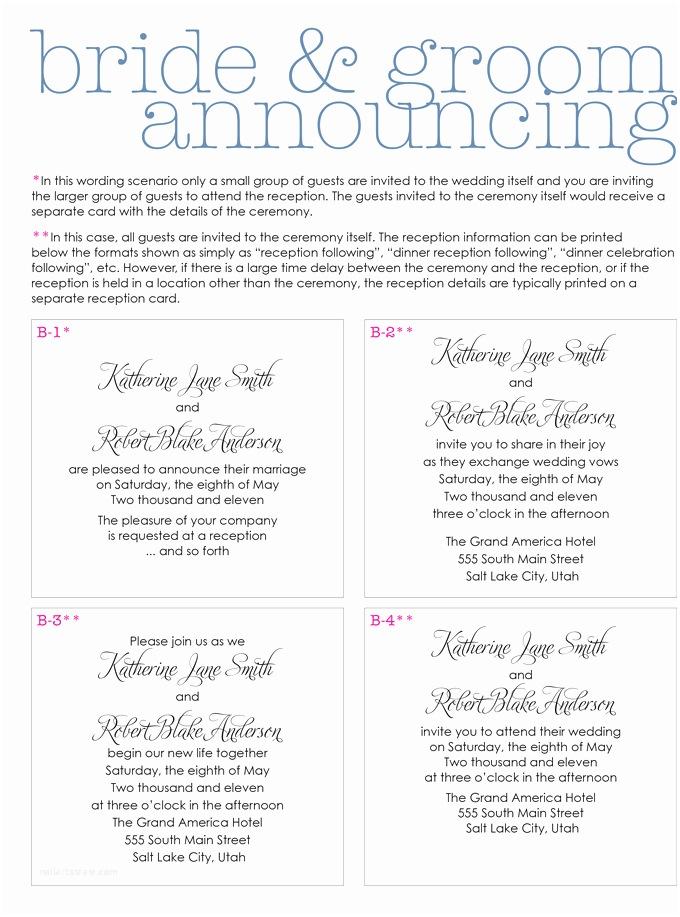 Wedding Invitation Wording Couple Hosting top Pilation Wedding Invitation Wording Couple