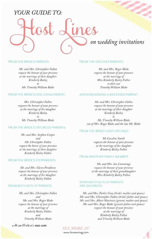 Wedding Invitation Wording Couple Hosting Wedding Invitation Lovely Wedding Invitation Wording