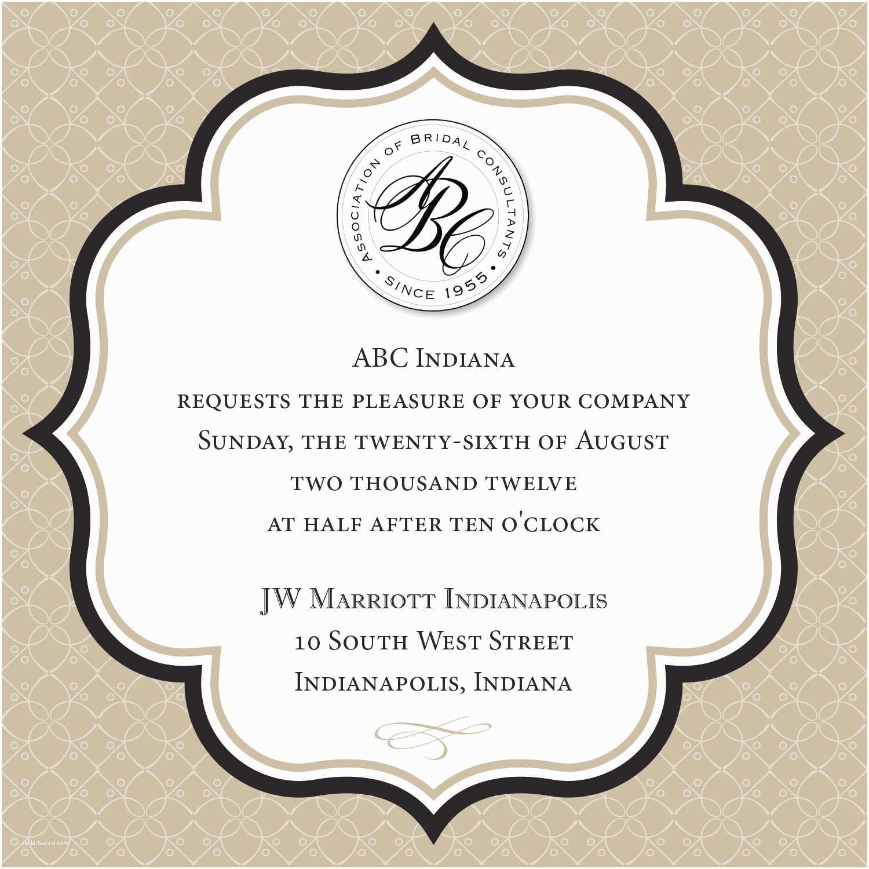 Wedding Invitation Wording Etiquette Simple Summer Quarterly Meeting for Wedding Invitation