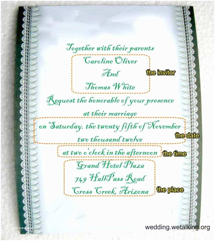Wedding Invitation Wording for Friends Funny Wedding Invitation Wording From Bride and Groom