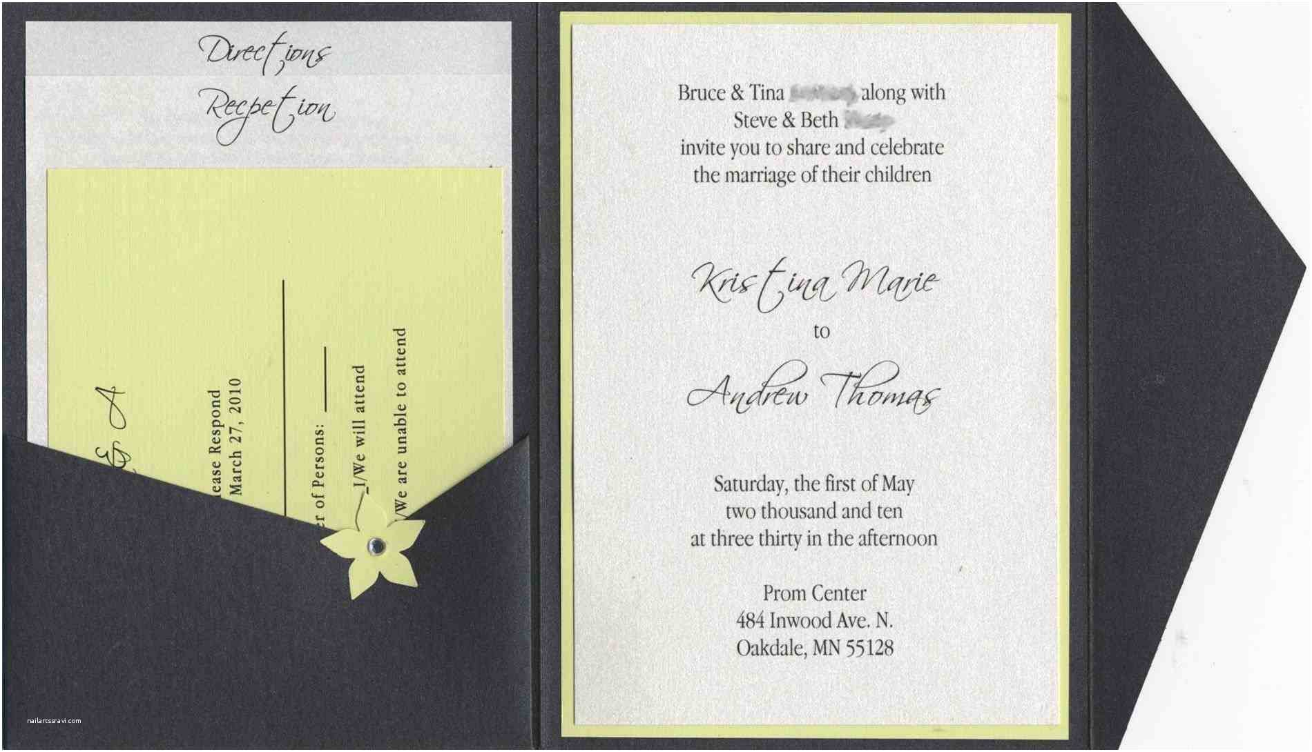Wedding Invitation Wording for Friends Unique Wedding Invitations Samples