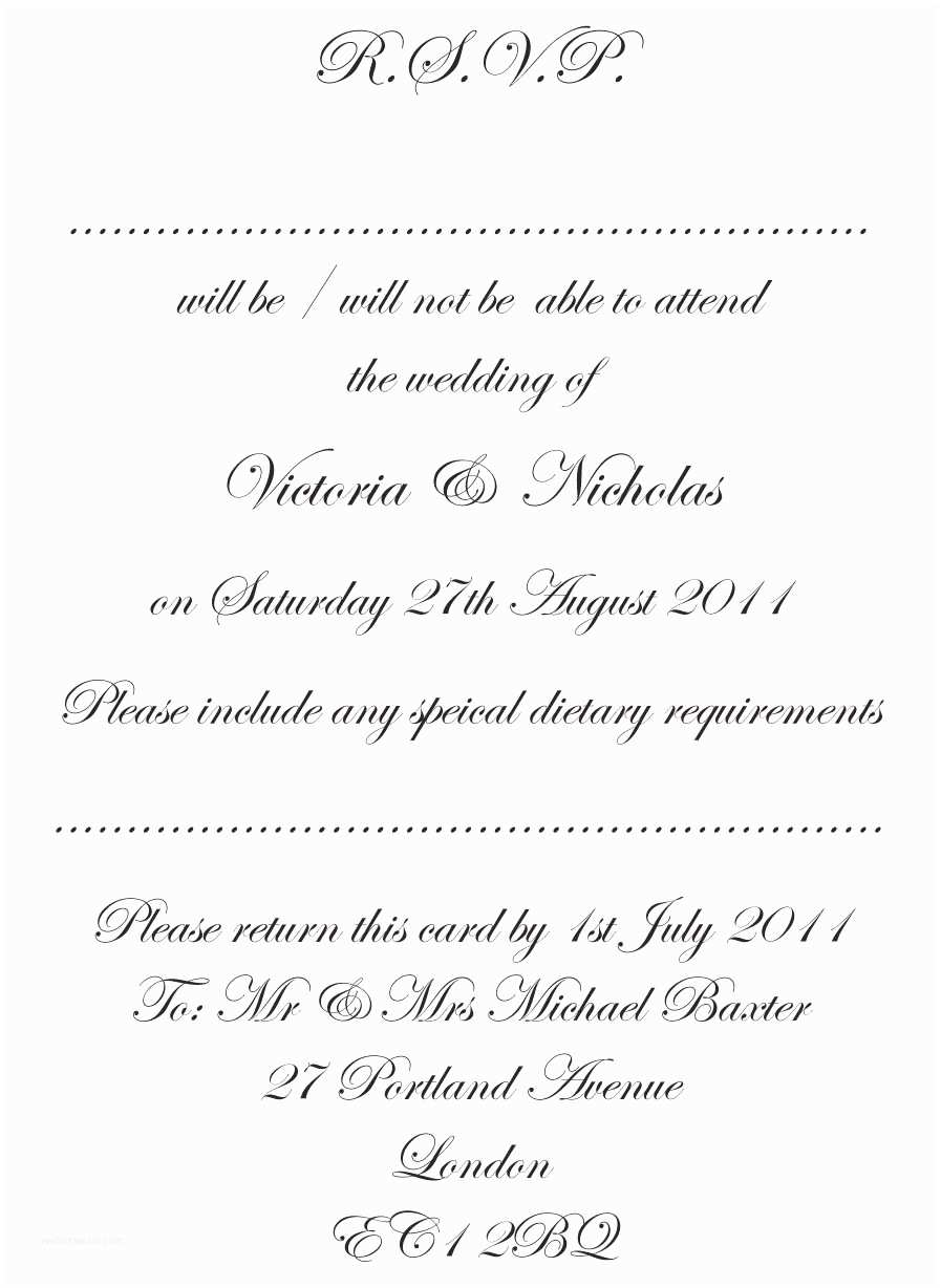 Wedding Invitation Wording From Bride and Groom Wedding Invitations Wording Examples Bride and Groom
