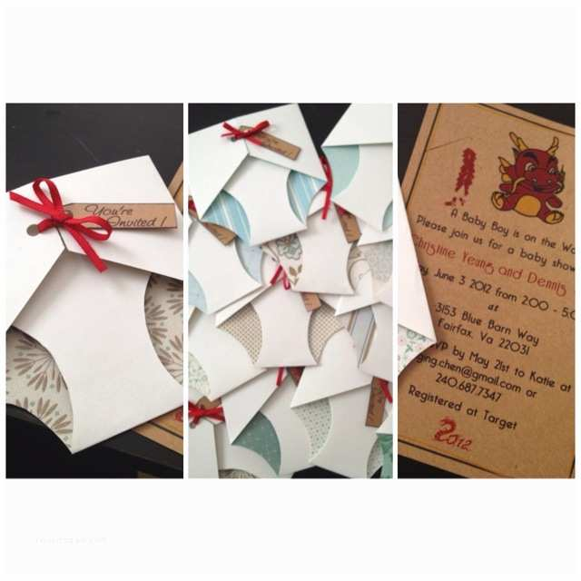Wedding Invitation Wording From Nephew Diy Baby Shower Invitation Year Of Dragon for My Future