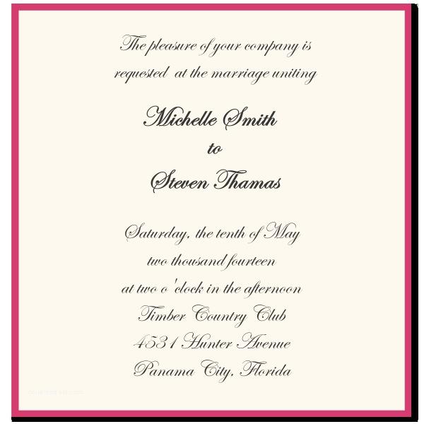 Wedding Invitation Wording Ideas Wedding Invitation Wording Ideas Template