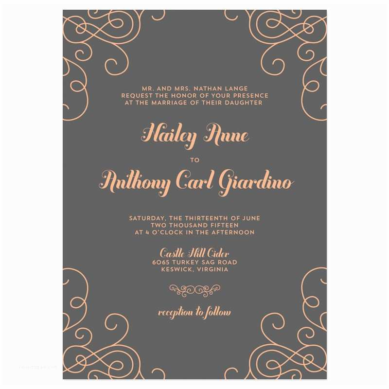 Wedding Invitation Wording Options Contemporary Wedding Invitation Wording
