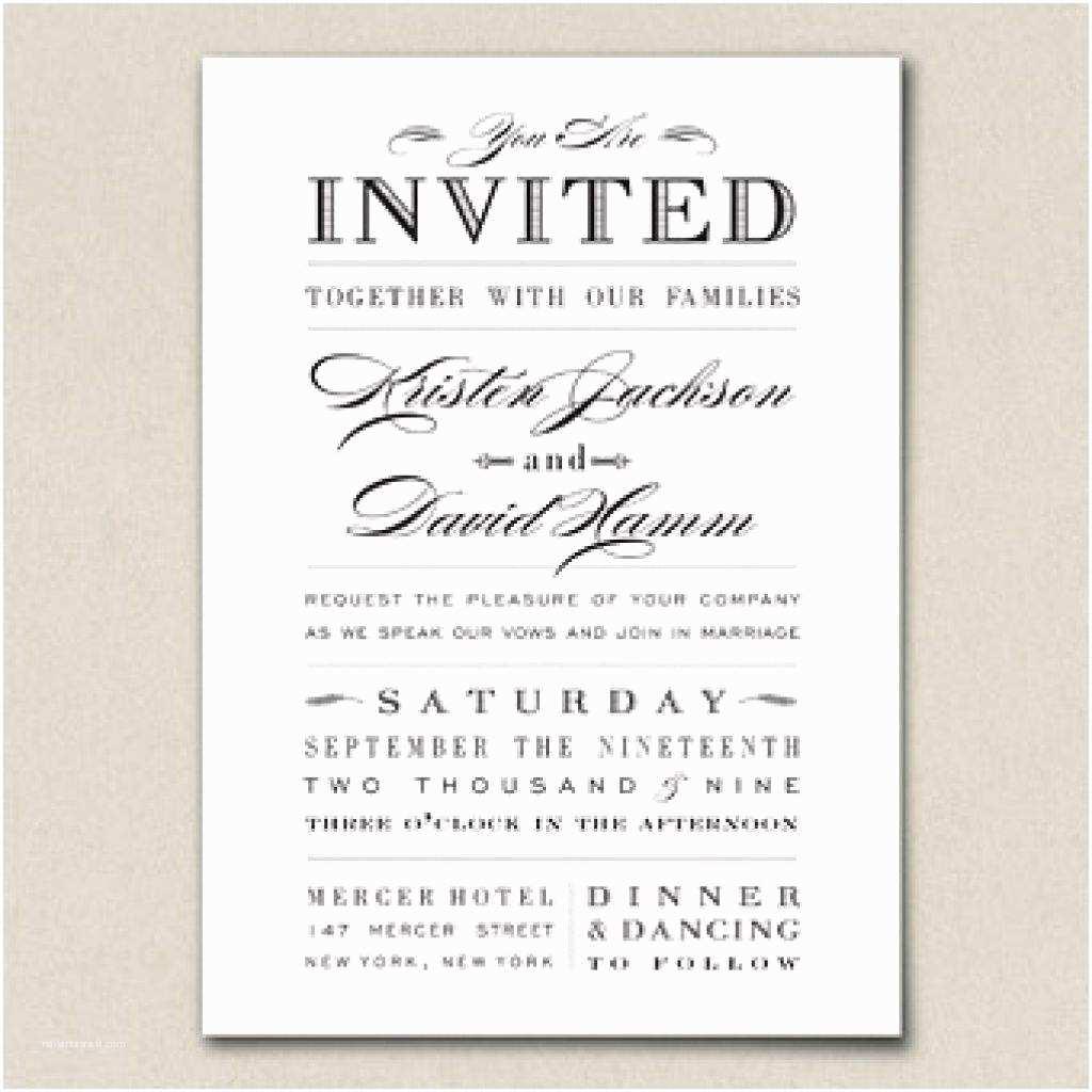 Wedding Invitation Wording Samples Sample Wedding Invitation Wording Couple Hosting