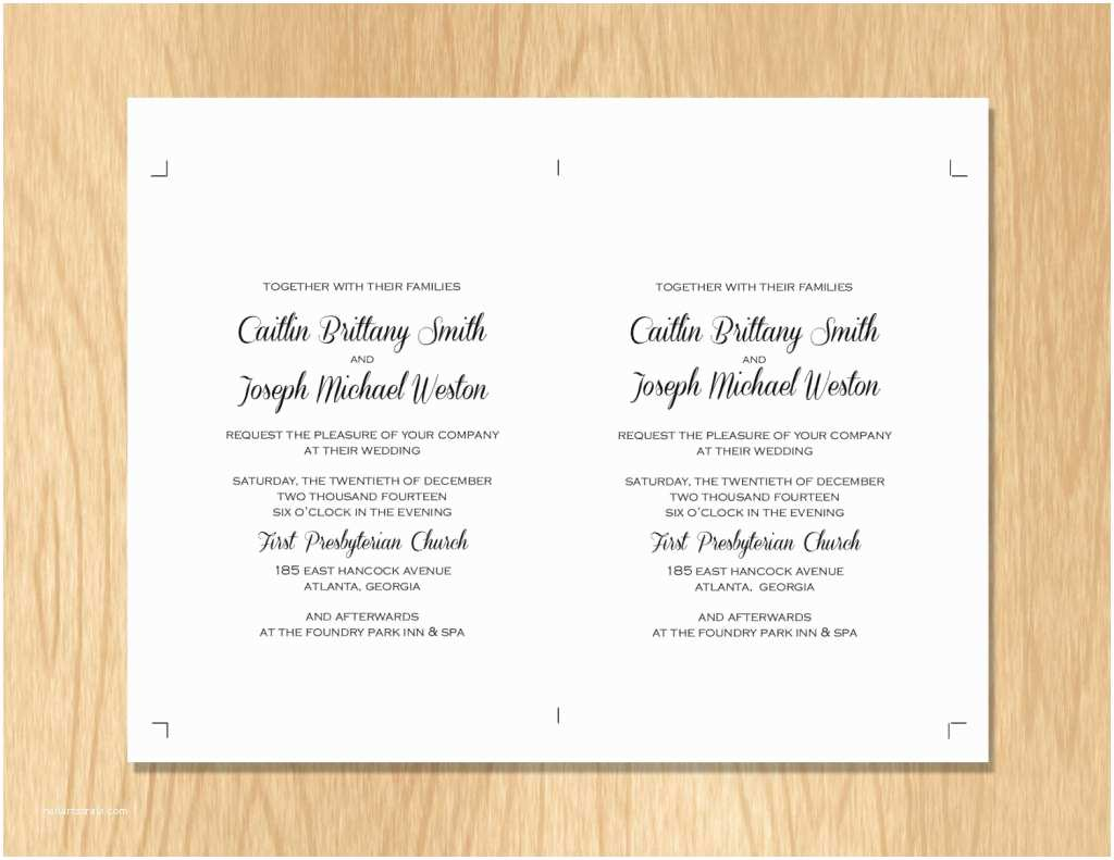 Wedding Invitation Wording Samples Sample Wedding Invitations Wording