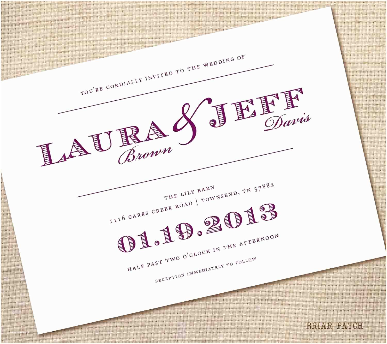 Wedding Invitation Wording Templates Wedding Invitation Wording Wedding Invitation Simple Template